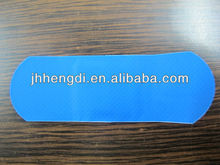BLUE METAL DETECTABLE BAND-AID /MEDICAL PLASTER