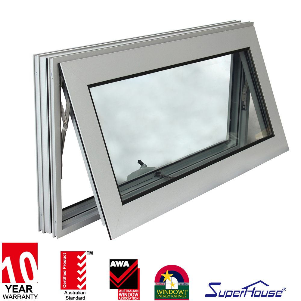 Chinese production Sincerity australian type awning window