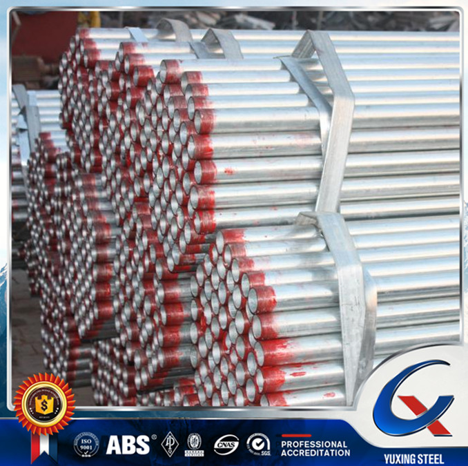 Mineral Metallurgy Galvanized Pipe