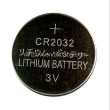 3V 240mAh lithium coin button cell cr2032 battery with bulk packing