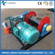 Factory price JK single drum 3ton electric winch