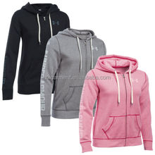 WOMEN FAVOURITE FULL ZIP front HOODIEs