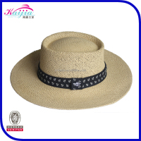 Best quality starw hat with round crown