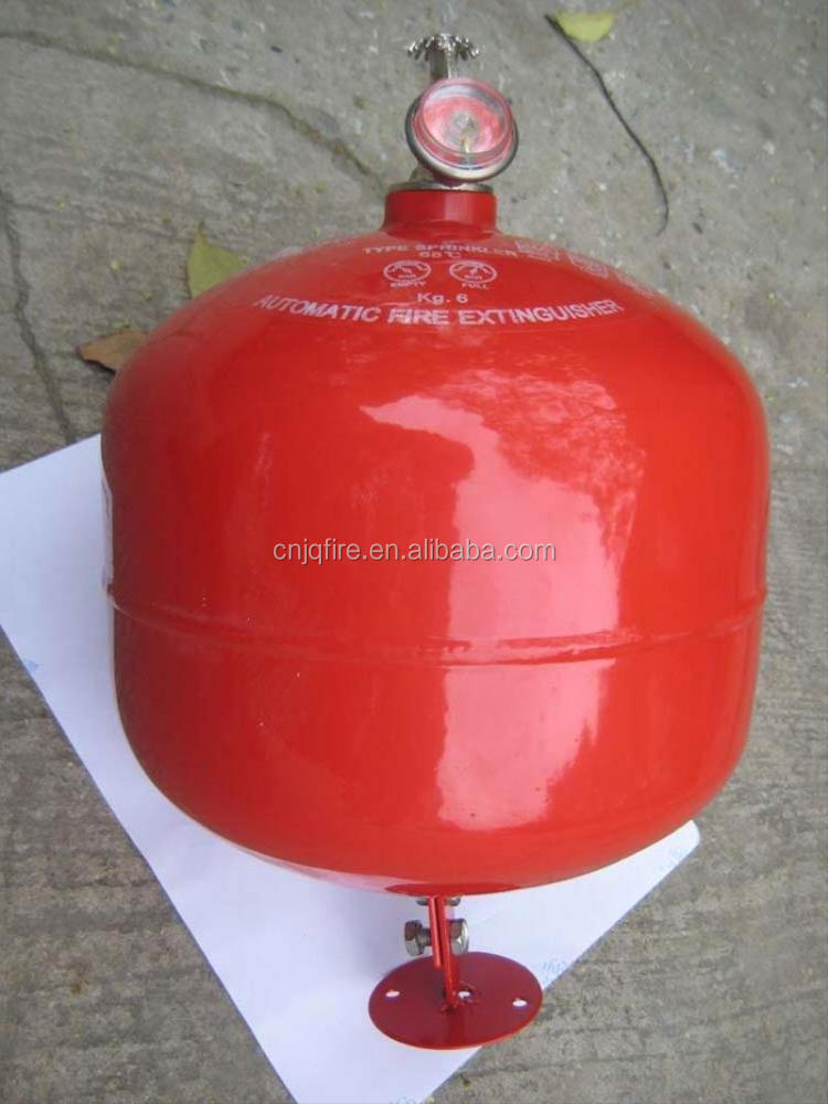 High Strength Good Quality Durable Fire Fighting Equipment hotel and car usage extinguisher ball afo fire ball