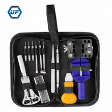 13pcs Multifunction Watch Repair Tool Kit Set Watch Strap Opener Link Pins Remover