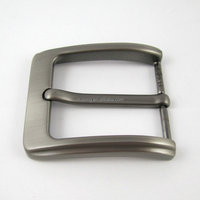 BUC6914 Single Prong Square Replacement Belt Buckle