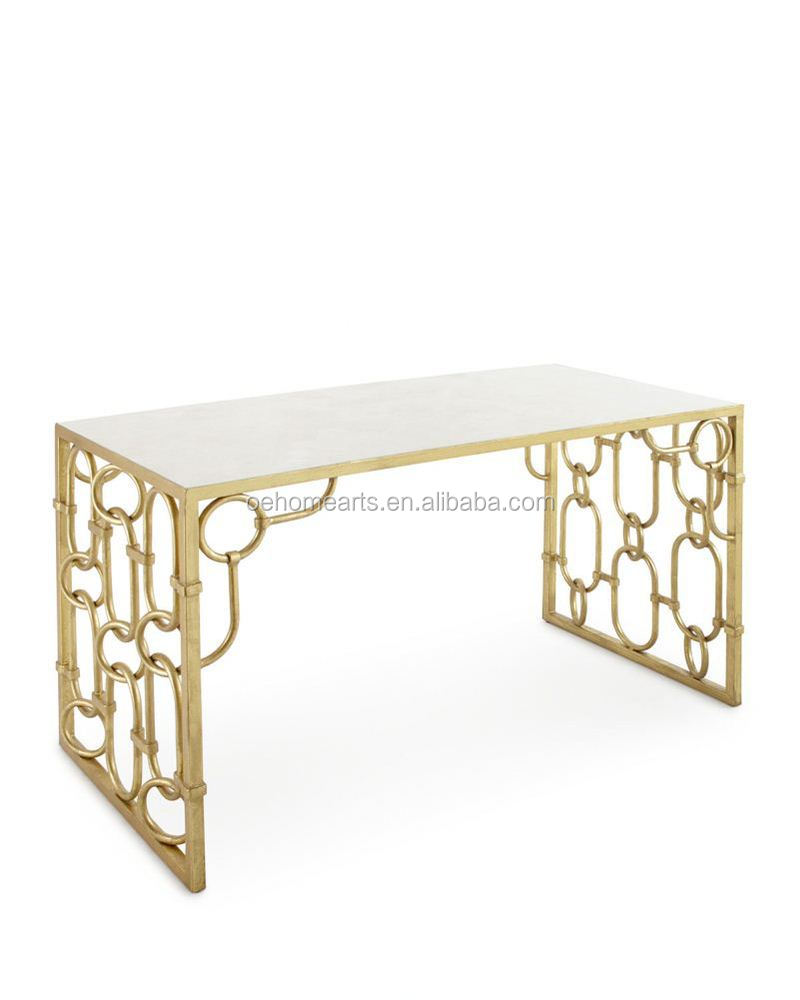 New design Golden supplier china factory direct sale study table desk