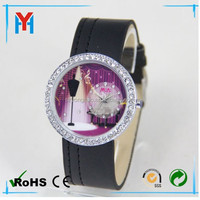 2015 hot sale best selling current vogue lady watch