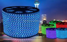 2016 Factory Wholesale 36w/72w Double Color/Rgbw/Rgb 5050 230v Led Strip 230v Led Strip Light