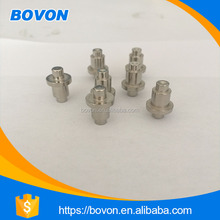 2017 high precision small order cnc custom mechanical parts manufacturer in China for sale at a low price