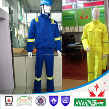 CN fire retardant workwear with excellent fire retardant effect