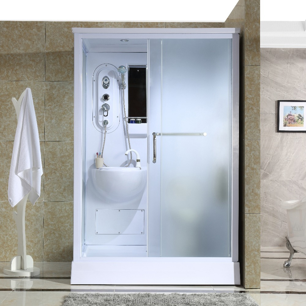 seal strip fully enclosed shower cubicle