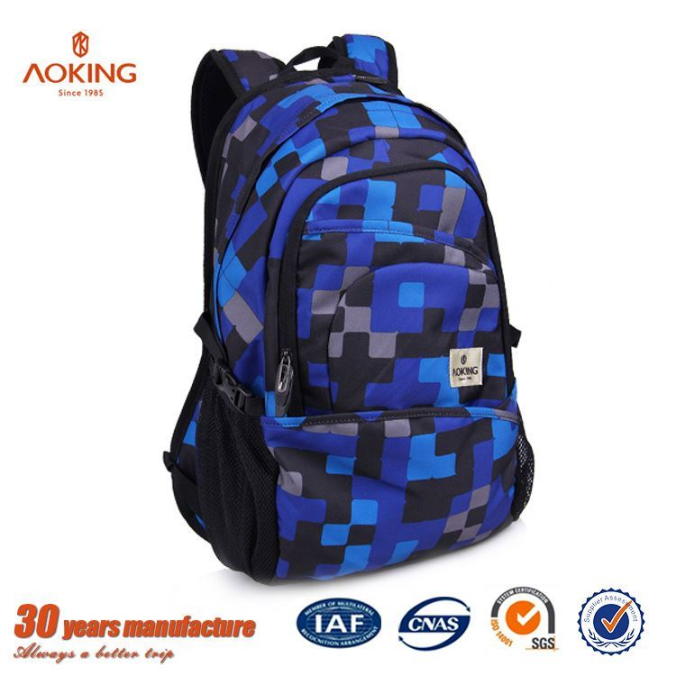 Fashionable Latest Guangzhou Manufacturer New Design Backpack Bag Travelling/.