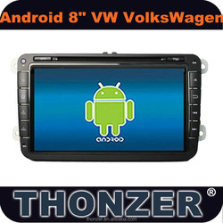 Pure Android 4.2 CAR PC For VW VolksWagen SKODA SEAT SUPPORT WIFI 3G