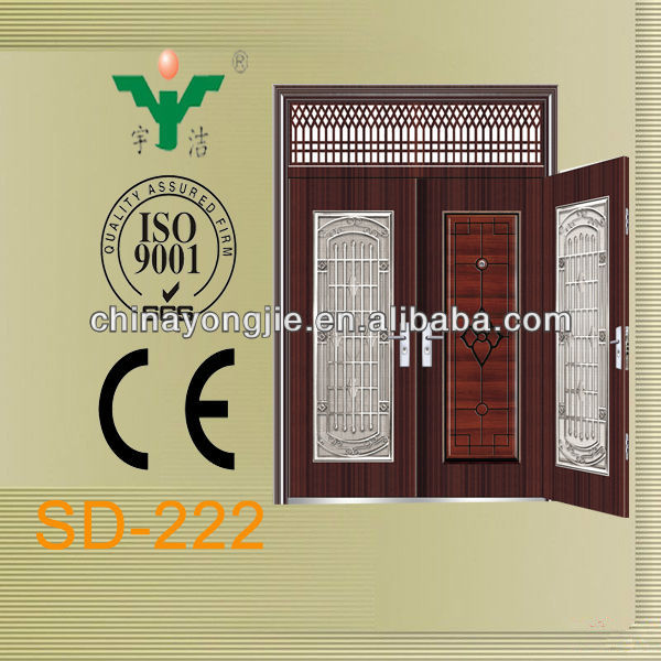 high quality lowes wrought iron security doors