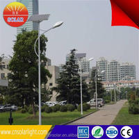 high lumen good quality aluminum alloy integrated solar power driveway lighting