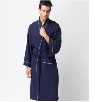 xingyuan garment OEM Wholesale cotton Coral fleece hotel bathrobe