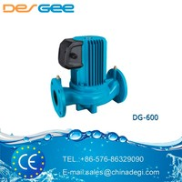 DEGEE PUMP large power circulation pump DG-600 Circulating water pump for home hot water system with flanges