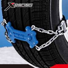 High quality kn type universal plastic tire automatic snow chain