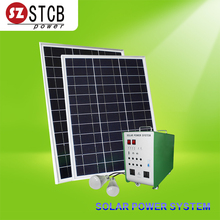 200w solar panel 12v 100ah battery inverter solar system price 1000w