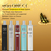 New vape case joyetech ego one VT start Kit VS ego one CL vape pen electronic cigarette