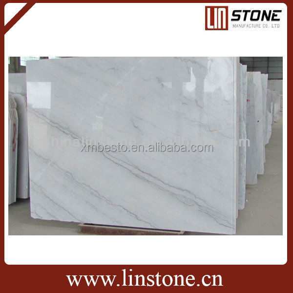 High quality wholesale imported white marble