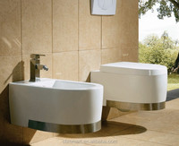 modern design porcelain popular european wall mounted hung toilet and sink 0251-1217