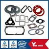 EPDM black small rubber gasket with high temperature silicone rubber gasket ISO9001