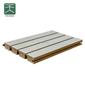 Acoustic ceiling wall sound damping sandwich panel