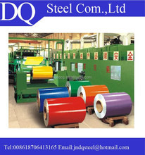 Galvanized steel coil price/secondary quality cr steel coil