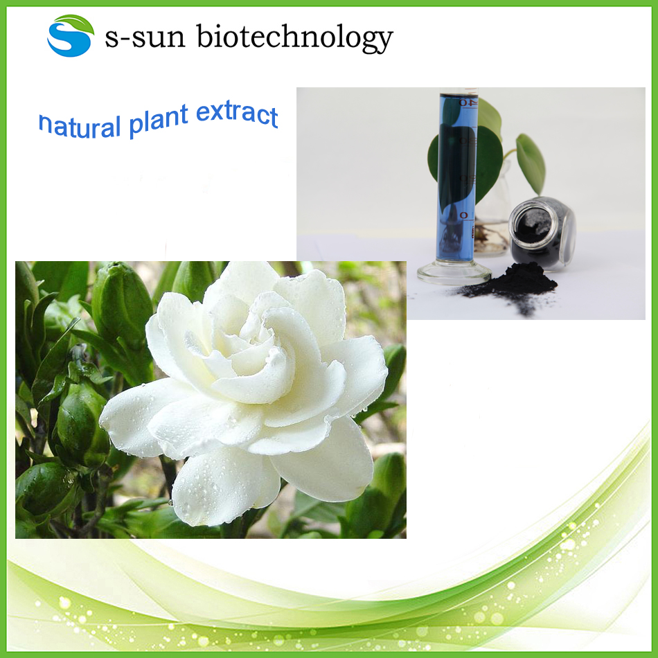 100% natural plant extracted food colors , gardenia blue