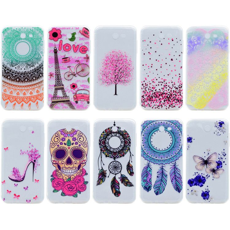 Professional made tpu case cover for samsung j3 2017