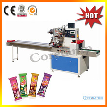 Factory Price Automatic Lollipop Pillow Wrapping Machine