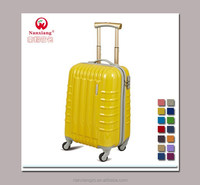 carry-on type,lightweight luggage/abs+pc luggage