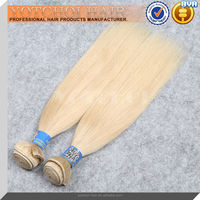 2016 Best Selling No tangle No Shed Honey 60 613 Blonde Indian Brazilian Loose Deep Wave Brand Name Wholesale Colored Human