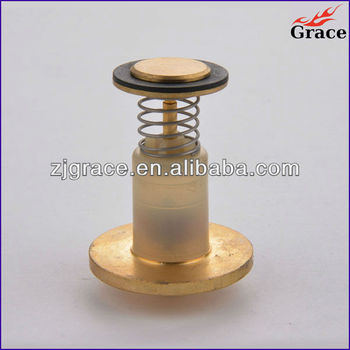 Gas stove safety structure magnetic control valve