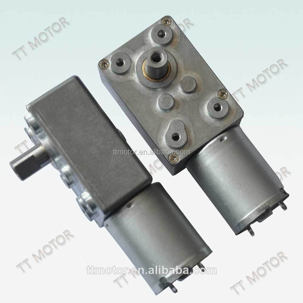 12v worm drive gear motor dc