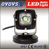 OVOVS aluminum housing 12 volt 10W motorcycles fog auto tuning led work lights