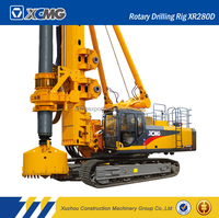 XCMG official manufacturer XR280DII rotary pile drilling machine hose vibrator hose for sale