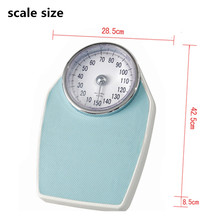 2015 New my weigh scale mechanical analog bathroom scale