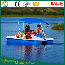 Popular! Beautiful kids ride on adult inflatable electric boat