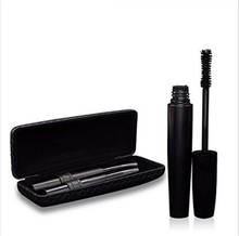 2 in 1 magic 3D fiber lashes mascara with private label for longer and darker eyelash mascara brush mascara oem