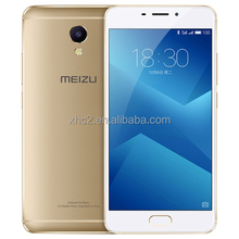 new item Fingerprint 5.5 inch 2.5D Screen Android 6.0 Helio P10 Octa Core Meizu M5 Note M621Q 3GB+32GB Network: 4G Cell phone