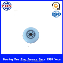608 zz wheel roller bearing nylon plastic bearing to window door and pulley