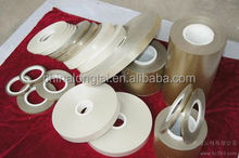 Single side synthetic mica tape with glass fiber cloth LONGTAI