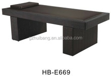 wooden beauty salon facial bed for sale HB-E669