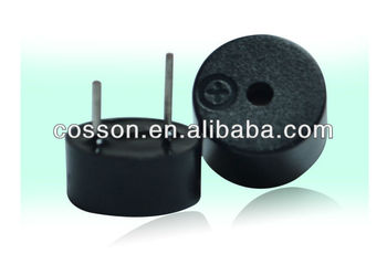 9*5.5MM magnetic buzzer with two pins(External drive type)