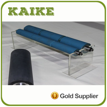 Light Shaft Soft Rubber Roller For Glass Washing Machine