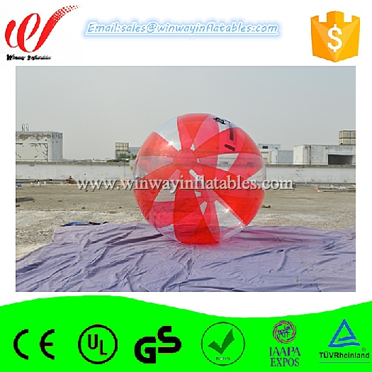 Inflatable sphere balls,zorb ball for bowling,inflatable running ball delivery on time WW7084