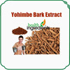 yohimbe bark extract yohimbine hcl 98% powder or tablets